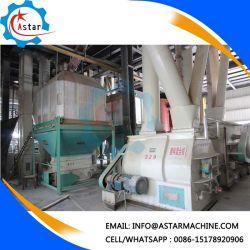 Gran producción de alimentación de aves de corral de la Línea de Producción Animal de la planta de la línea de procesamiento de alimentos para mascotas