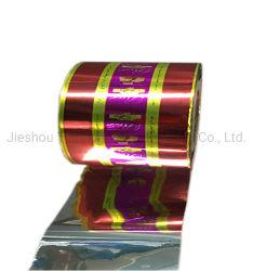 Antiestático transparente de PET para embalaje de chocolate