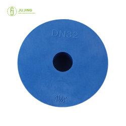 Jjge 630 cara de la brida de la válvula de LDPE tapones de protección