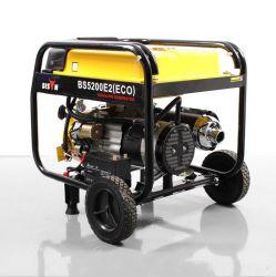 مولد كهربائي يعمل بالبنزين بقدرة 2800w ديزل منزلي مولد الطاقة محرك عازل للصوت مولد الغاز المتنقل للغاز البترولية بقدرة 2.8 كيلو واط