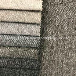 Il poliestere 2021 della tappezzeria ha ricoperto il tessuto del sofà per il coperchio della mobilia