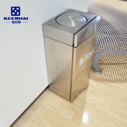 De nuttige Bak van het Vuilnis van het Afval van het Metaal van het Roestvrij staal