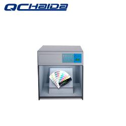 実験装置織物/ファブリックテストのための自動カラー査定のキャビネット