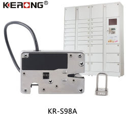 Kerong Electronic방수 냉동고 냉동고 잠금(냉장고