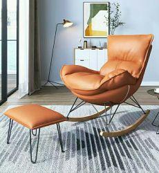 Cooc Möbel Moderne Schaukelstuhl Lazy Balkon Startseite Freizeit Lounge Stuhl