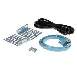 Cisco 3750X 스위치 액세서리 키트(키트-3750-1.5RU 브래킷 이어, CAB-AC, CAB-콘솔-RJ45)