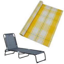 Kundenspezifisches Drucken Pritning im Freienstreifen-Farben-Draht-Gewebe-Ineinander greifen Kurbelgehäuse-Belüftung beschichtet für Strand-Stuhl