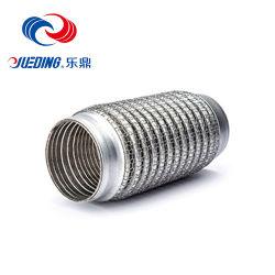 Specifiche flessibili inossidabili del tubo di scarico da 5 pollici con acciaio di alluminio