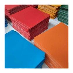 ورقة غراء قابلة للإزالة من مادة PVC (الدائرة الظاهرية الدائمة) ملصق مخصص مقصوص