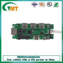 Baixo custo do conjunto da placa de circuito impresso para queixa RoHS PCBA