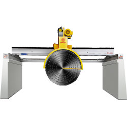 China Bridge Leitores de Mármore Granito Bloco de corte da máquina de corte para máquinas de corte de pedra mármore Granito