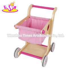 2020 La meilleure conception Bébé en bois Panier jouet pour le commerce de gros W16E150b