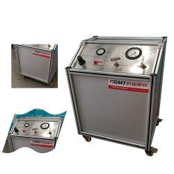 Odmt Prüftisch-Geräten-Prüfungs-Maschine pneumatisches des Gas-Förderpumpe-Systems-maximale Steuer80mpa