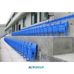 Disposizione dei posti a sedere dello stadio di sport/Sillas Plasticas/punta piegante sulla sede di plastica