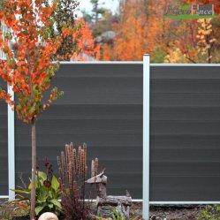 옥외 아름다운 장식적인 구조 위원회를 검술하는 유일한 정원