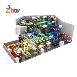 La promotion de l'océan de gros Thème enfants Indoor Soft Play de l'équipement de terrain de jeux intérieure