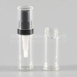bottiglia di vetro del contagoccia 20ml con la pipetta rotonda