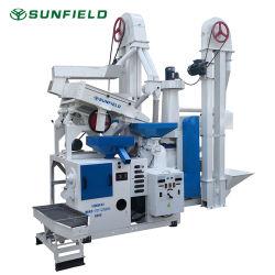 Máquinas Agrícolas de Alta Capacidade/ combinadas do Conjunto Completo de máquina de moinho de arroz da planta de moinho de arroz