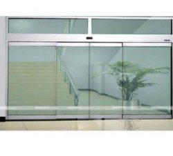 La puerta de cristal abridor de puerta automática abridor de operador de puerta deslizante