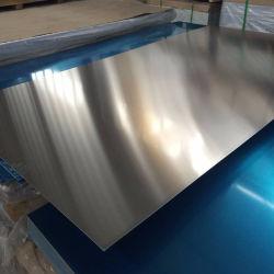 Hoja de aluminio estampado liso 8mm de espesor