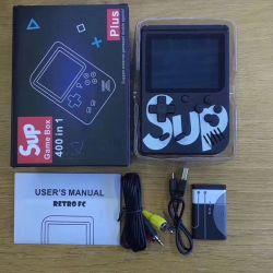 Sup Doos 400 van het Spel Console van het Spel van Spelen de Nostalgische Retro Draagbare Mini Handbediende de Speler van het Spel van 3.0 Jonge geitjes van de Duim met TV uit 2020 van de Batterij 1000mAh
