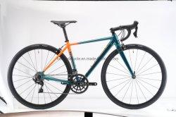 Bicicleta de carreras de calle superligero Shimano 105 Velocidad de la horquilla de 22 de fibra de carbono Moto
