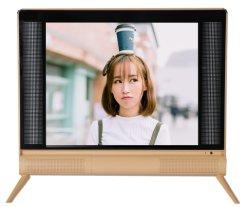 Téléviseur LCD de gros d'usine FHD TV à écran plat large bon marché de gros TV LED 15 pouces en Inde Népal