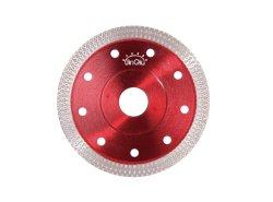 Geschwindigkeit-ultra dünner Diamant Sägeblatt-Platte für die keramische Ausschnitt-Fliese
