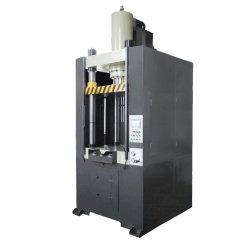 Nc Servo 150 tonne emboutissage de métal quatre colonne Presse hydraulique