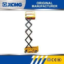 Équipement de levage de 8 m XCMG Workl antenne plate-forme de ciseaux (Gtjz0808)
