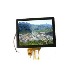شاشة عرض XGA TFT LCD بحجم 8.0 بوصات بسعر المصنع في شينزين (RGB) شاشة LCD بلوحة لمس مقاومة