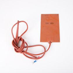 240 вольт индивидуальные гибкий нагреватель масла 6X12 силиконового каучука отопление офсетного полотна
