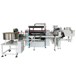 Caja registradora rebobinadora cortadora longitudinal de rollos de papel papel termosensible POS ATM de papel el papel de maquinaria de corte