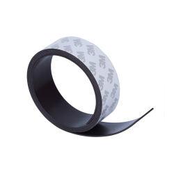 مغناطيس ثلاجة مطاطية مغناطيسي ذو مواد مرنة دائمة