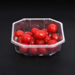 Caja de fruta desechables de sacar los contenedores de alimentos Frutas Verduras Sándwich de ensalada de cuadros de paquete