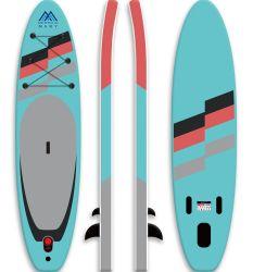Plegable inflables Drop Stitch 10 pies 6 pulgadas Sup Stand Up Paddle Board para todos los niveles de habilidad
