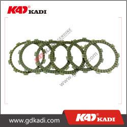 Haut de la qualité des plaques d'embrayage moto verte pour boxer Pulsar 180/BM150