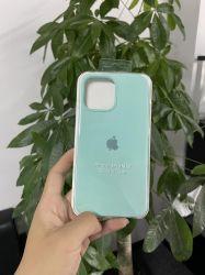 2021 도매 벌크 공장 OEM/ODM 가격 액상 소프트 공식 원본 고품질 휴대 전화 후면 액세서리 액세서리 실리콘 케이스 커버 iPhone 13용