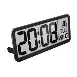 orologio di parete elettronico di 14 '' Digitahi della grande visualizzazione dell'affissione a cristalli liquidi con la temperatura