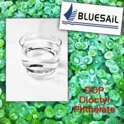 DOP van Bluesail Dioctyl Phthalate Plastificeermiddel 99.5% 1, 000, DOP 000mt/Year Fabrikant van pvc