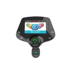 G24 HD цветной экран Wireless автомобильный комплект многофункциональный автомобиль Bluetooth MP3-плеер автомобильный комплект