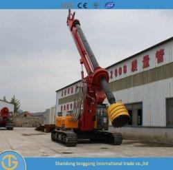 Montón de construcción hidráulica hidráulica aburrido del controlador de torre de perforación de pilotes equipo Dr-160 a la venta