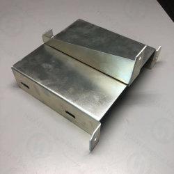 구부리는 알루미늄 부품 번호 격판덮개 홀더를 자르는 판금 /Laser로 만드는 스테인리스 알루미늄에 의하여 날조되는 제품