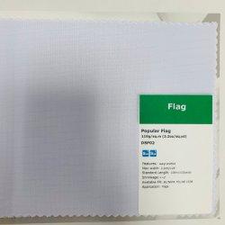 Unisign 100m por rollo de tela de bandera para la promoción y publicidad de tejido de uso
