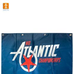 De hete Vlag 3X5FT van de Doek van de Banner van de Stof van de Polyester van de Overdracht van de Hitte van de Verkoop