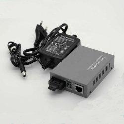 1000Mbps Conversor de mídia Ethernet Gigabit
