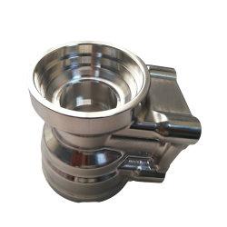 Hardware personalizado la precisión del modelo de la mano de repuesto del motor grande modelo CNC mecanizado de precisión enviar las piezas de aluminio