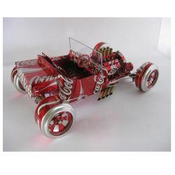 DIN personnalisé 1706 260 pièces de moulage sous pression de service Modèle moulé de voiture