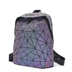 Светлый рюкзаки геометрической рюкзак взять рюкзак Trave школьные сумки