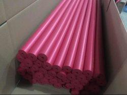 Hittebestendige isolatiepijp van schuim met nitril-rubber in aangepaste kleur